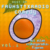 Fr�hstyxradio Comedy Vol. 1 (16.2.1998) <b>CD</b>