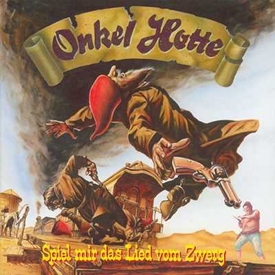 Onkel Hottes Märchenstunde,Teil 2 (13.3.1995) <b>CD + MP3</b>