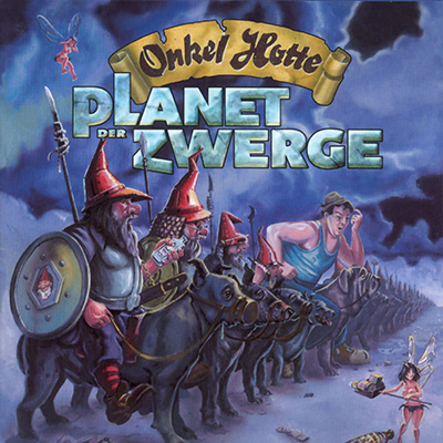 Planet der Zwerge (29.10.2001) <b>CD + MP3</b>