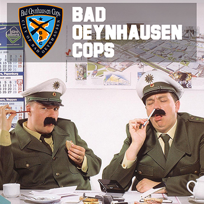 """Bad Oeynhausen Cops 16"" (12.3.1995)"
