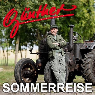 Günthers Sommerreise 2020 (20.7.2020 - 28.8.2020)