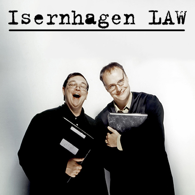 """Isernhagen Law - Volume 1"" (5.9.1993 - 17.4.1994)"