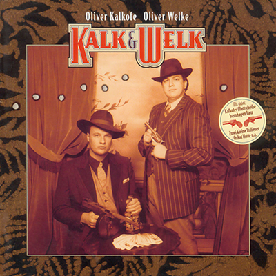 Kalk & Welk (27.7.1996) <b>CD + MP3</b>